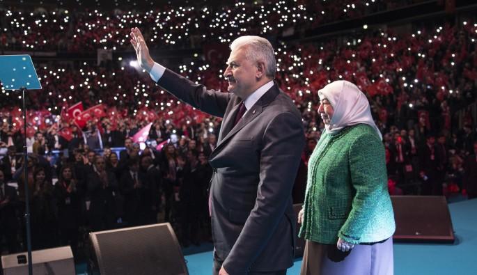 Başbakan Yıldırım Almanya'da