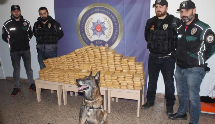 Bursa'da 665 uyuşturucu operasyonu