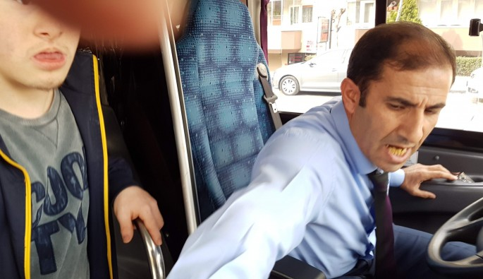 Bursa'da engelli çocuğa hakarete ceza