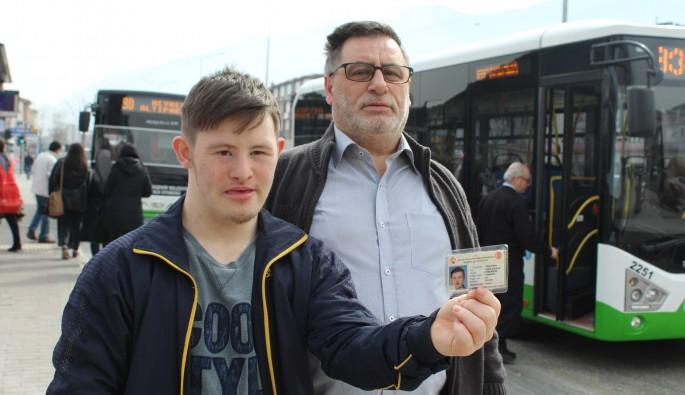 Bursa'da engelli çocuğa özel halk otobüsü şoföründen hakaret