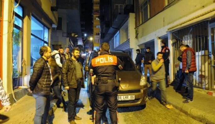 Bursa'da polis alarmda!