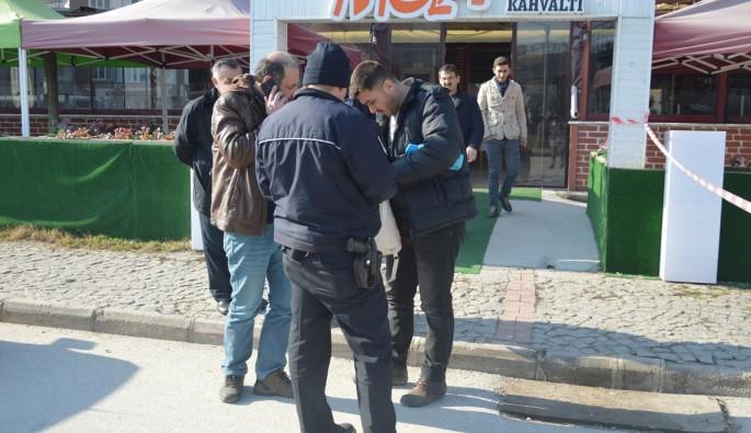 Bursa'da unutulan çanta paniğe sebep oldu