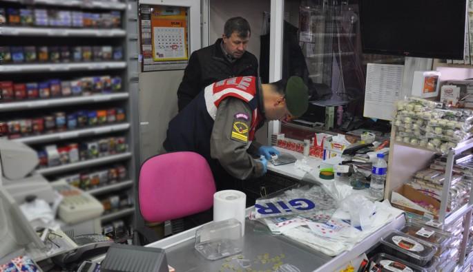 Bursa'daki soğuk kanlı seri hırsız güvenlik kameralarında