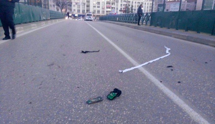 Bursa FSM'de bomba paniği yaşandı