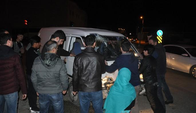 Bursa İnegöl'de kaza: 3 yaralı