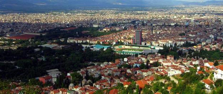 Bursa'nın tarihi mekanları