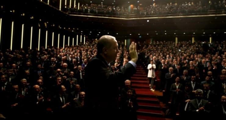 Cumhurbaşkanı Erdoğan 63 yaşında