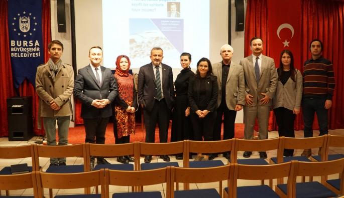 Doğan, Bursa'da Kültürü Uyandırdı