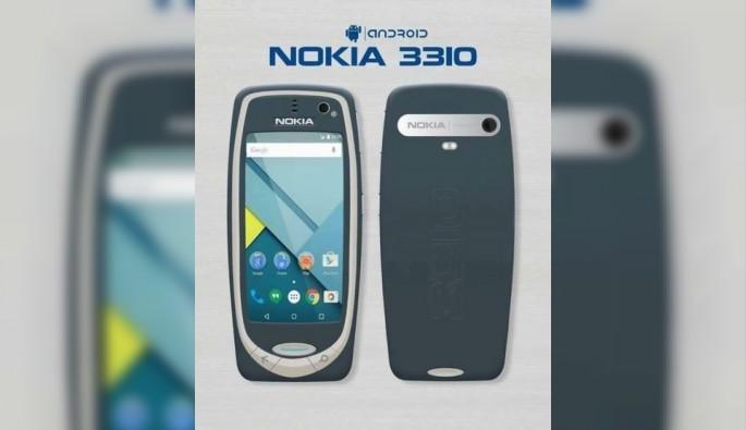 Efsane telefon Nokia 3310 geri döndü