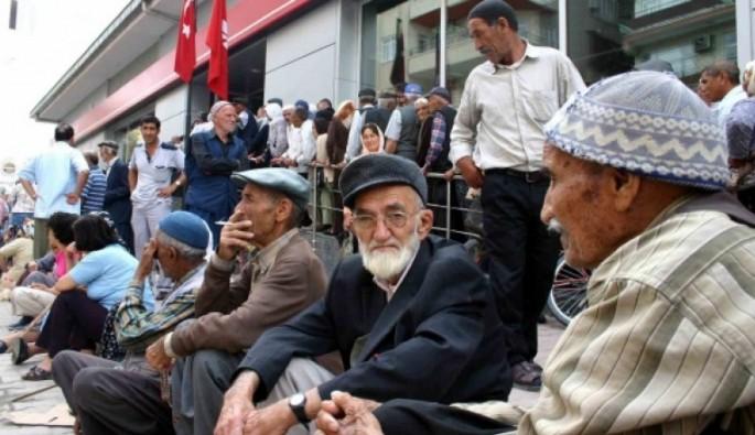 Emeklilerin promosyon şartları kaldırıldı