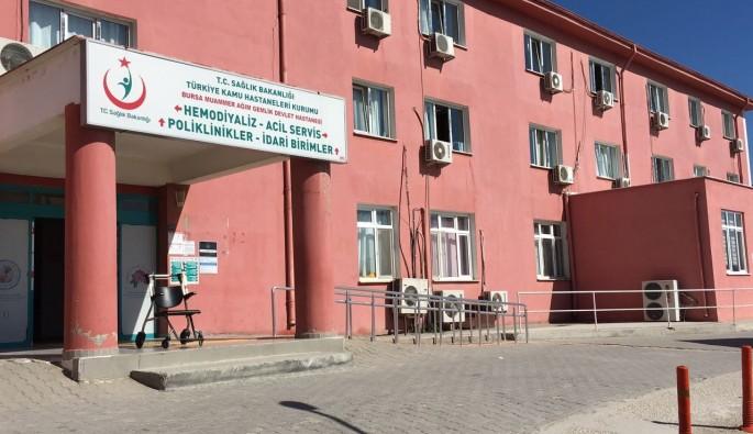 Gemlik'te acil serviste kadın doktora şiddet