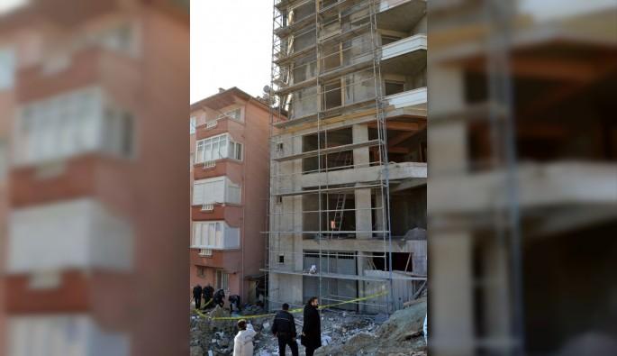 Gemlik'te iş kazası! 7. kattan düşen işçi hayatını kaybetti