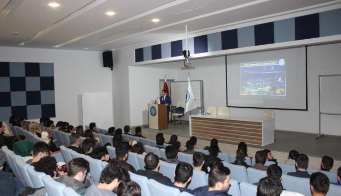 İmsiad-öğrenci buluşmaları devam ediyor