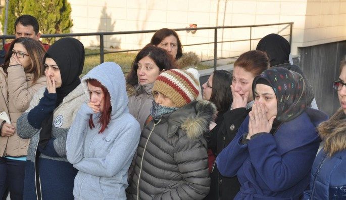 İnegöl Devlet Hastanesi personelini yasa boğan vefat