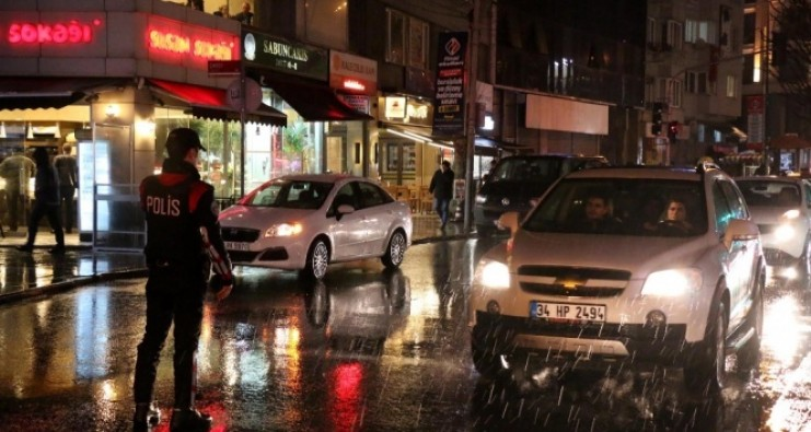 İstanbul'da 5 bin polisle huzur operasyonu