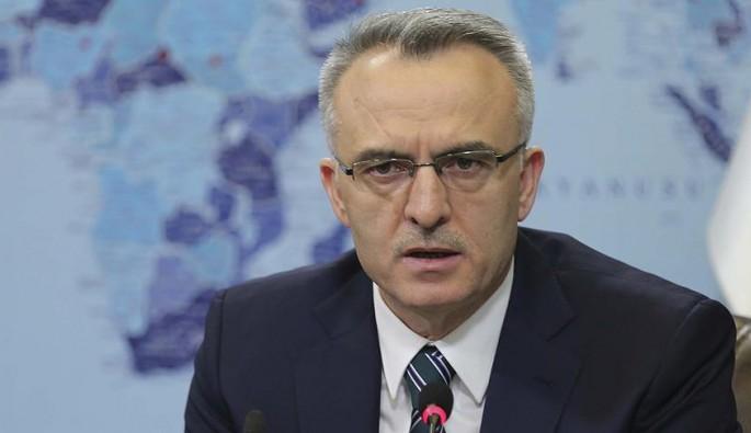 Maliye Bakanı'ndan ocak ayı bütçe açıklaması