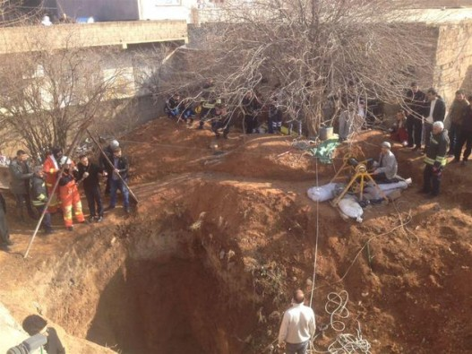 Mardin'de göçükte kalan gencin cesedine ulaşıldı