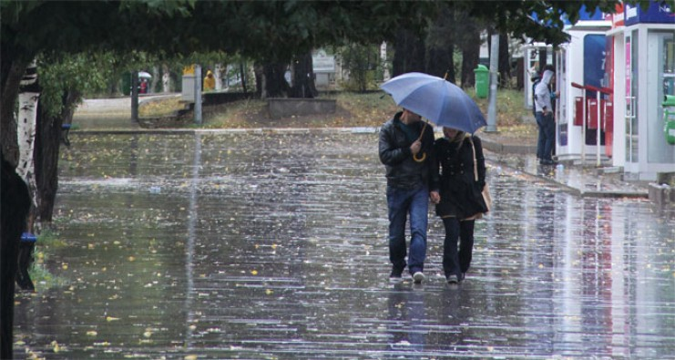 Meteoroloji'den bazı illere sağanak yağış uyarısı!