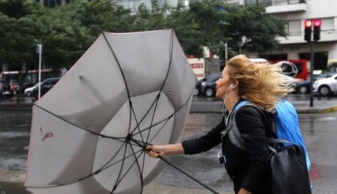 Meteorolojiden Bursa'ya kuvvetli lodos uyarısı