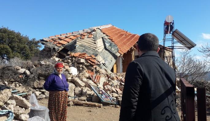 Mühendislik Fakültesi'nden deprem bölgesine inceleme