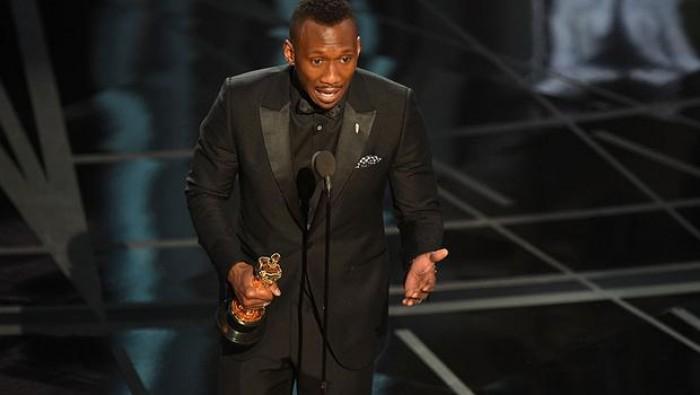 Oscar Ödülleri'nde ilk kez bir Müslüman Oscar kazandı