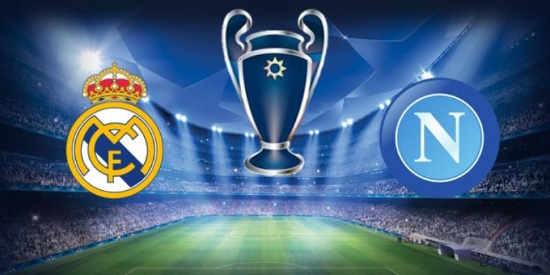 Real Madrid Napoli maçı hangi kanalda, saat kaçta?