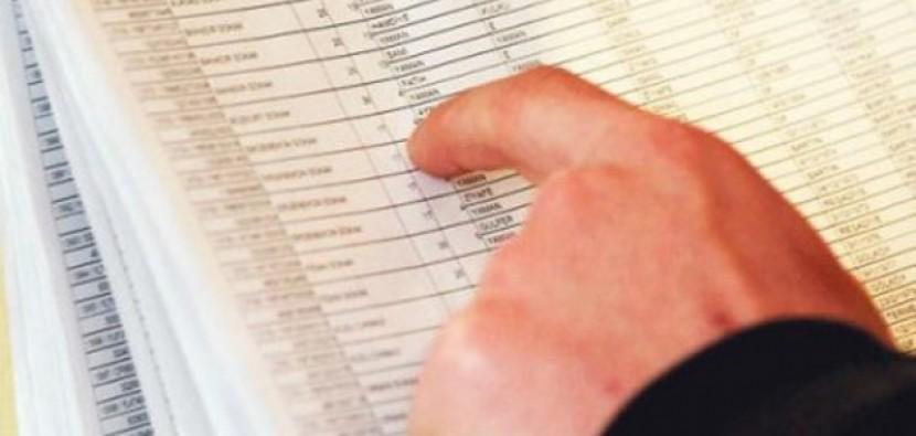 Referandumda seçmen listesi uyarısı