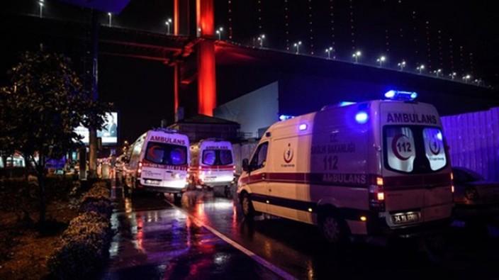 Reina saldırısında tutuklama sayısı 40'a yükseldi