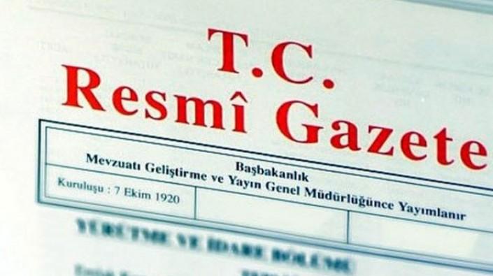 Resmi Gazete'de yayımlandı! Hepsine ceza yağdı