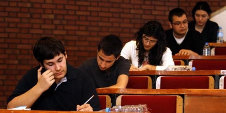 Üniversiteye girişte proje uygulaması başlayacak