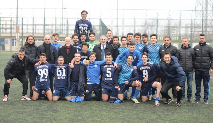 Yıldırım Belediyespor Türkiye Şampiyonası Finalleri'nde