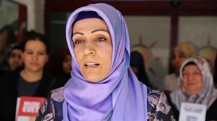 AK Partili kadınlara taşlı ve köpekli saldırı