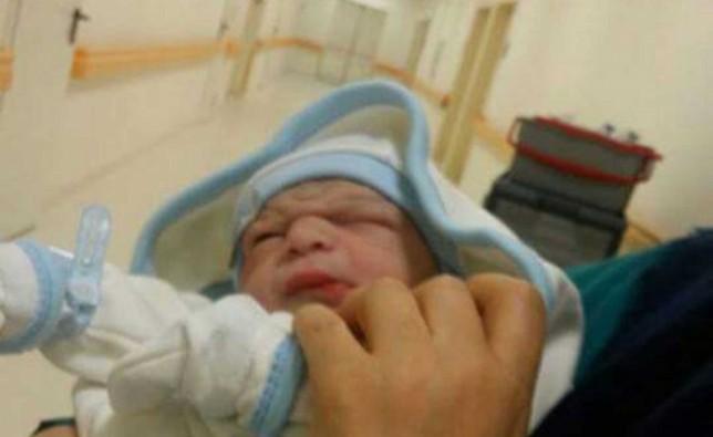 Ali bebeğe AKFEN Holding'ten destek