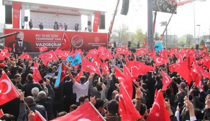 Bahçeli Bursa'da halka hitap etti