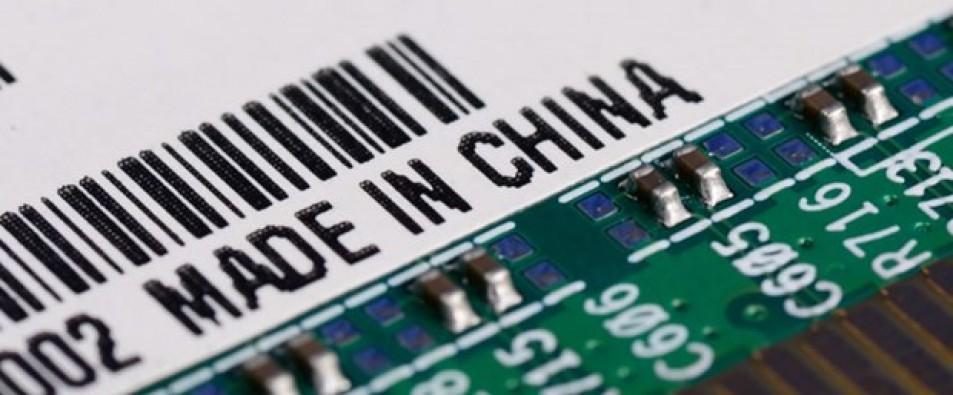 Bakanlıktan Çin malı ithalatına ilişkin açıklama