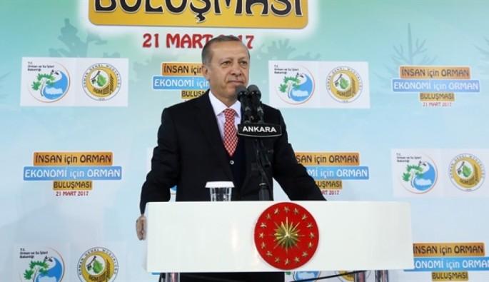 Erdoğan'dan Avrupa'ya sert mesaj