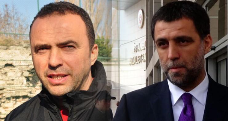 Hakan Şükür ve Arif Erdem'in ihracı reddedildi