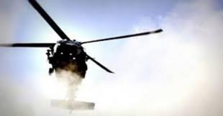 Rejim helikopteri düşürüldü!