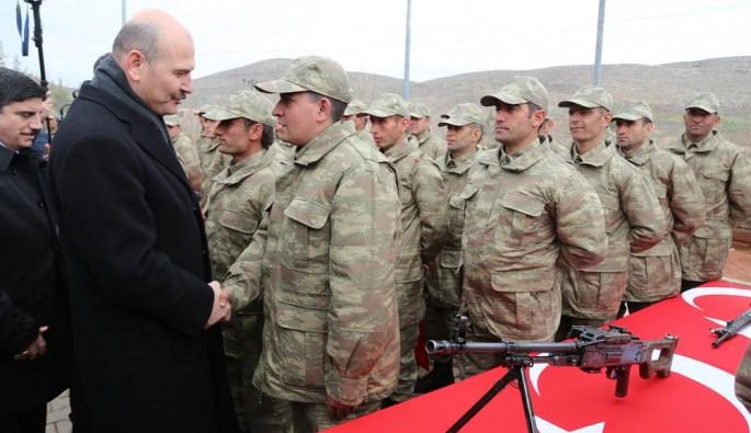 """Soylu """"PKK'nın şehir yapılanması tamamen çökertildi"""""""