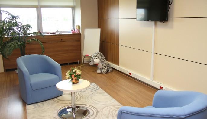 23 ilde mağdur kadın ve çocuklar için özel oda uygulaması