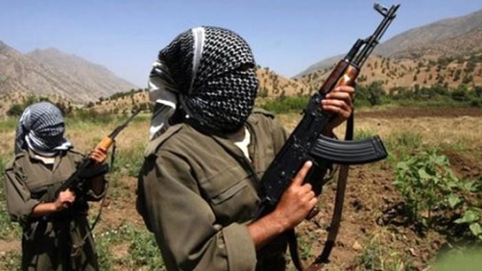 2'si sorumlu 5 terörist öldürüldü