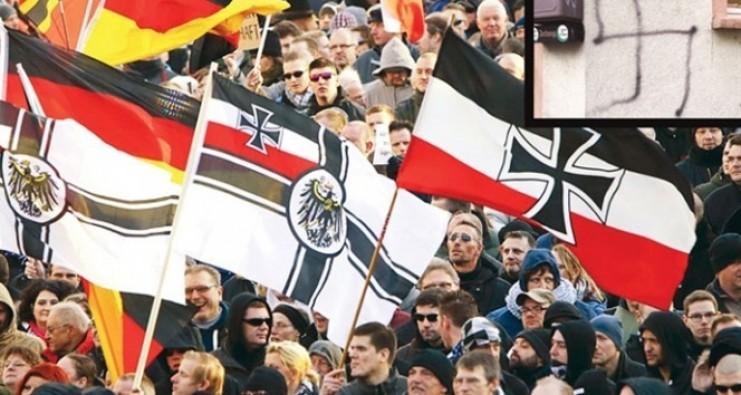 Almanya'da ırkçılık tavan yaptı!