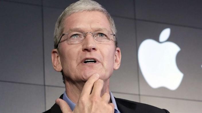 Apple CEO'su Tim Cook'tan Türkiye mesajı