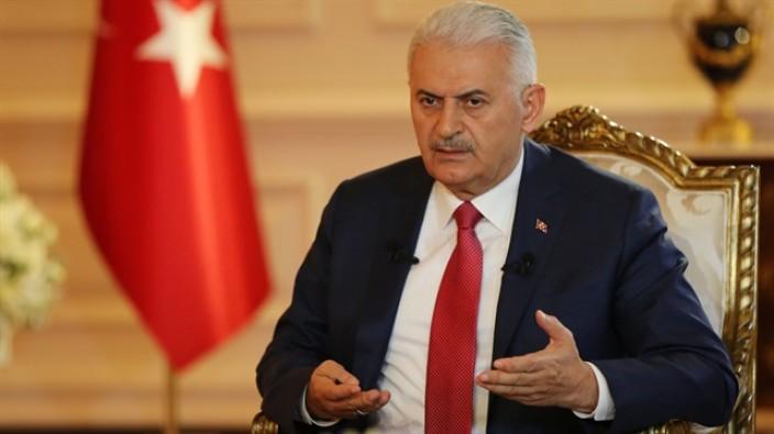 """Başbakan Yıldırım """"Kılıçdaroğlu iddiasını ispat etsin"""""""