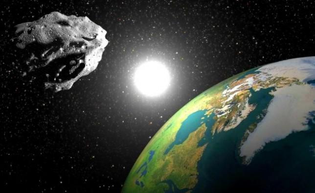 Bugüne dikkat! Dev asteroit dünyaya çok yaklaşacak