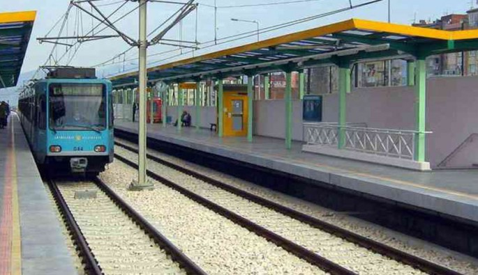 Bursa'da Çarşamba günü metro ücretsiz