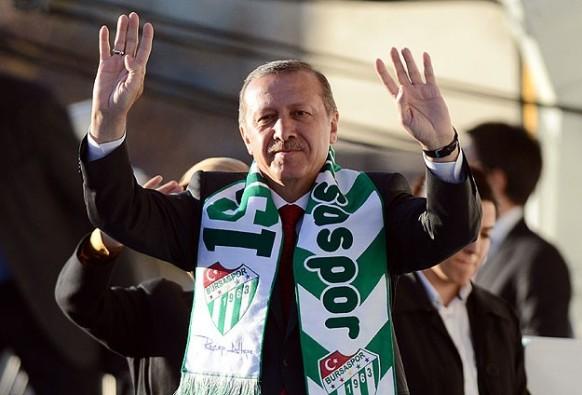 Bursa'da trafiğe Cumhurbaşkanı Erdoğan düzenlemesi