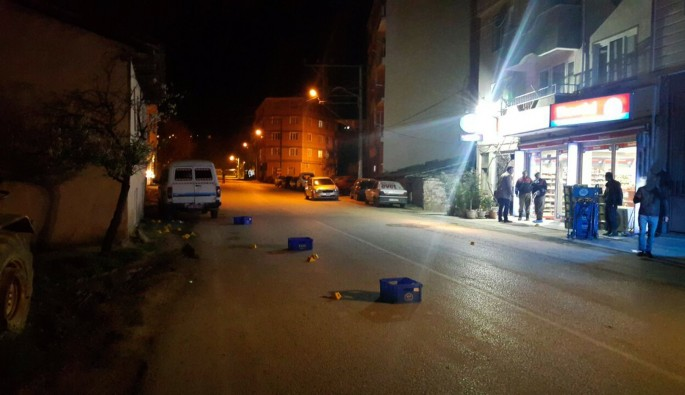Bursa'daki çelik yelekli cinayet zanlısı tutuklandı
