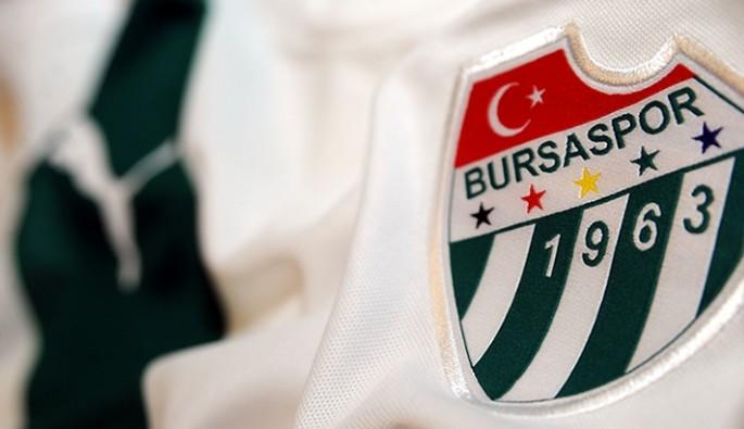 Bursaspor'dan açıklama geldi!
