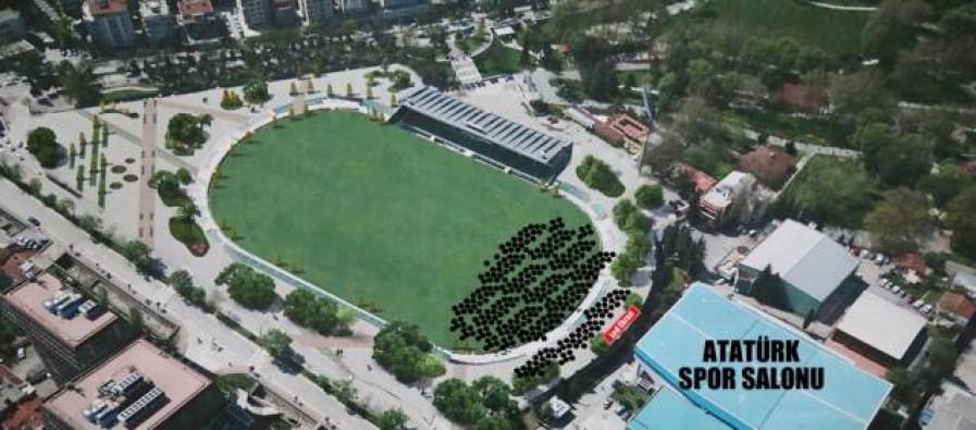 Bursaspor Durmazların maçında Atatürk Meydanına led ekran konulacak